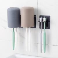 MIMIAO 艾妙 卫生间多功能牙刷置物架