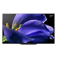 SONY 索尼 KD-77A9G 77英寸 4K高清OLED智能电视