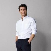 Massimo Dutti 00150040403 男款纯棉衬衫