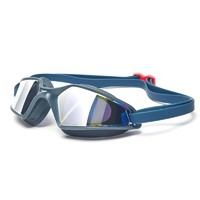 SPEEDO 速比涛 12267 蓝色镀膜专业训练泳镜