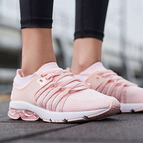 LI-NING 李宁 ARHN082 女士跑步鞋
