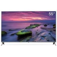 LG 55LG65CKECA 55英寸IPS硬屏 超高清4K 超薄金属机身主动式HDR 平板液晶电视机