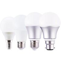 佛山照明 LED灯泡 E27螺口3W 2只