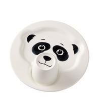 Villeroy & Boch 德国唯宝 14-8654-8590T 进口儿童陶瓷餐具创意卡通早餐盘碟