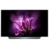 LG OLED77C8PCA 77英寸 自发光4K超高清网络全面屏平板电视机