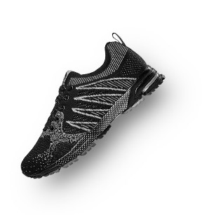 YEARCON 意尔康 休闲户外时尚青春潮流跑步运动鞋 E7205827 黑/白 39
