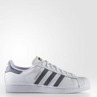 限尺码 : adidas Originals  Superstar Foundation 男士休闲运动鞋