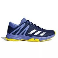 adidas 阿迪达斯 运动鞋男款休闲鞋网羽两用 Wucht P3系列 男子羽毛球鞋减震耐磨透气 DA8866 新海军蓝 42.5码/8.5