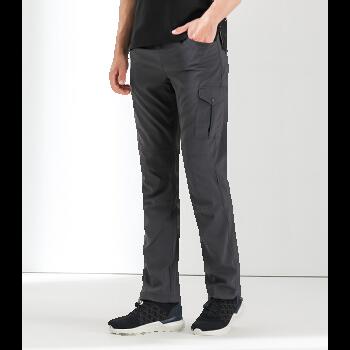 Columbia 哥伦比亚 冲锋裤 经典系列 户外男款冲锋裤 AE0176 011  L 灰色