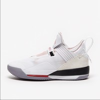 AIR JORDAN XXXIII LOW SE Cement White 男子篮球鞋 £78.33+£9.95直邮中国(约¥760)