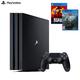 绝对值:SONY 索尼 PlayStation4 Pro(PS4 Pro)游戏主机 国行 + 《荒野大镖客2》《战神4》 2844元包邮(需用券)