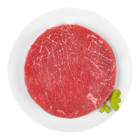 雀梅 手工调理腌制家庭牛排套餐 100g*5片