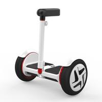 乐行天下 E3 智能双轮体感车 (白色、10英寸)
