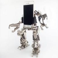 机械党 全金属叉车DIY拼装模型 需拼装