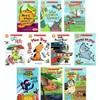 《Scholastic Leveled Readers L1 学乐分级读物》英文原版 10册套装附CD