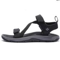 Columbia 哥伦比亚 凉鞋 户外夏款男士凉鞋 BM4530010 黑色 42