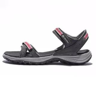Columbia 哥伦比亚 凉鞋 户外夏款女士凉鞋 BL4622011 灰/粉 39