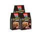 21日0点、双11预售:Loacker莱家 粒粒装黑巧克力味威化饼干 250g*3包 72元包邮(定金10元,双11付尾款)
