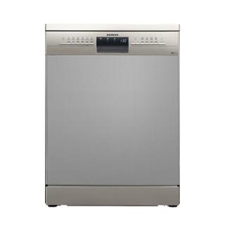 SIEMENS 西门子 SJ236I01JC 全自动智能家用洗碗机 (独立式、11-12套碗、喷淋式)