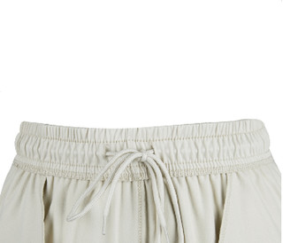 建侬JIANNONG 运动户外 19春夏新品 男女款牛奶丝运动休闲长裤 9180 灰色 2XL
