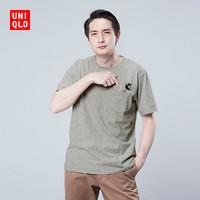 UNIQLO 优衣库 414336 SUPER MARIO印花T恤