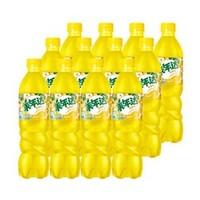 Mirinda 美年达 香蕉味 碳酸汽水饮料 500ml*12瓶