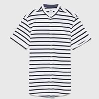 ZARA 06264430250 男士短袖衬衫