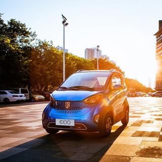 宝骏 E100 智行版 新能源电动汽车
