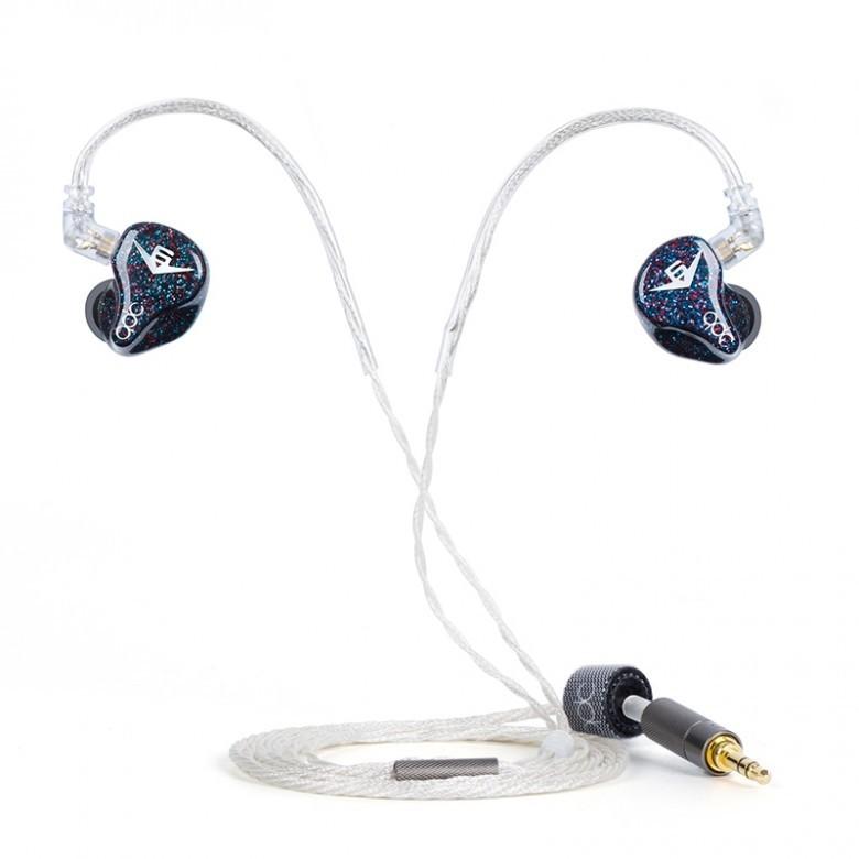 qdc Anole V6 变色龙 动铁发烧耳机