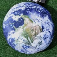 俏空间 儿童3D星球抱枕 30*30cm含芯