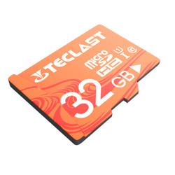 Teclast 台电 32GB TF存储卡 U1 C10