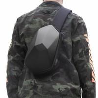 TAJEZZO·凹凸设计新款胸包