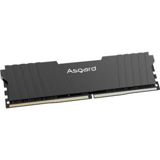 Asgard 阿斯加特 洛极T2 8GB DDR4 2666 台式机内存条