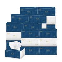 nepia 妮飘 柔滑羢品系列抽纸 3层130抽*24包(168*185mm) *3件