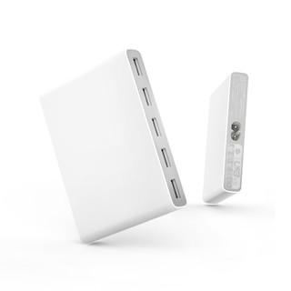 小米有品 多口USB电源适配器 (白色)