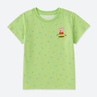 UNIQLO 优衣库 儿童Peppa Pig印花T恤