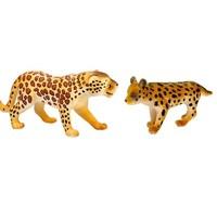 WENNO 野生动物模型 仿真玩具套装 9款可选