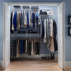 阁室美(CLOSETMAID) 线型储物衣柜 8808 8808 1.8米 B型