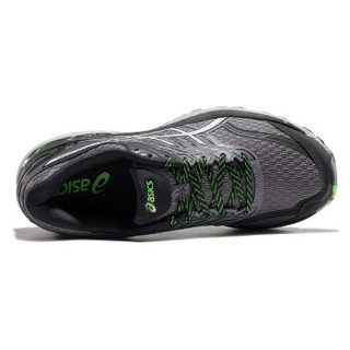 ASICS 亚瑟士 GT-2000 5 Trail T712N-9796 透气越野跑步鞋 男 (42.5、灰色)