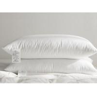移动专享 : 芙雪 羽丝绒枕芯1对装 45*70cm