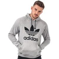 adidas Originals Mens Trefoil Hooded Sweat 男士卫衣