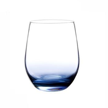 京东京造 JZCSB2 钠钙玻璃杯 500ml 蓝色