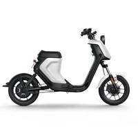 小牛 U+都市标准版 新国标版智能锂电电动踏板车 (白色)