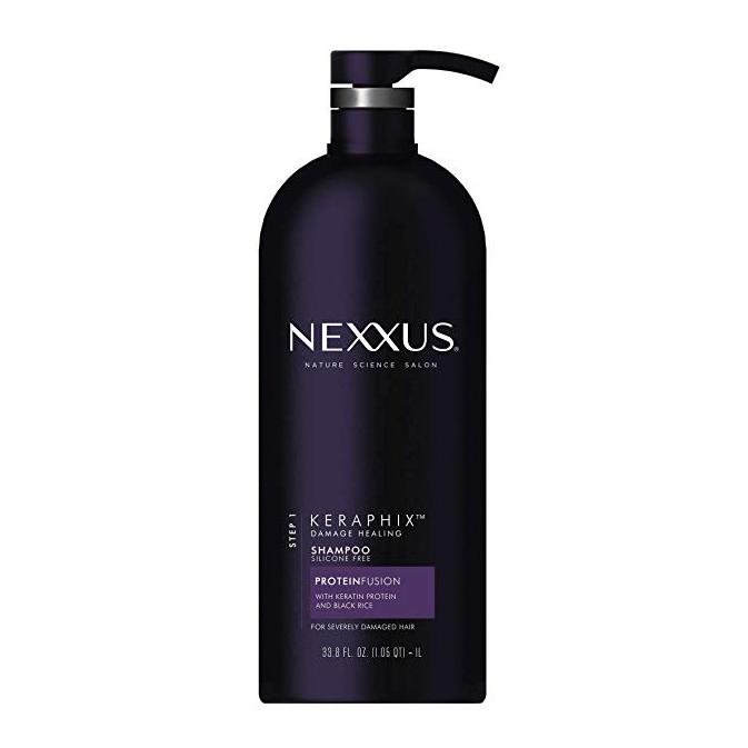NEXXUS Keraphix 损伤修复系列 黑米精华洗发水 1L