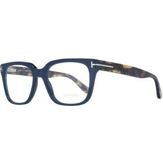 TOM FORD 汤姆·福特 FT5477 090 55 男士板材光学镜架 蓝色