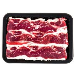 卓宸 原切牛腩条1kg(低至21.6元/斤) *2件