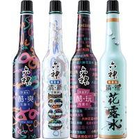 六神 90后嗨夏清香型花露水 (195ml、4瓶装)