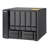 QNAP威联通TS-932X-2G/8G企业级万兆网络存储服务器NAS磁盘阵列
