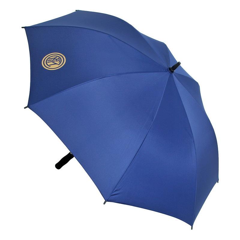 inter 国际米兰 新品长柄超大防晒商务雨伞 (深蓝色)