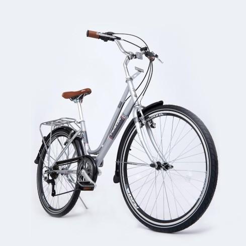 小米有品 飞鸽复古休闲自行车
